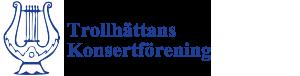 Trollhättans Konsertförening Logotyp